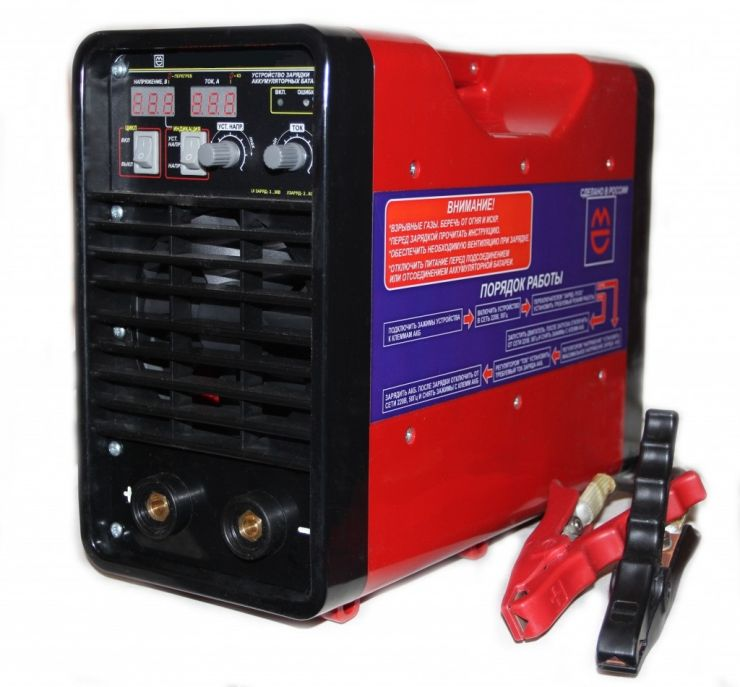 Инструкция зарядное устройство полюс 612с